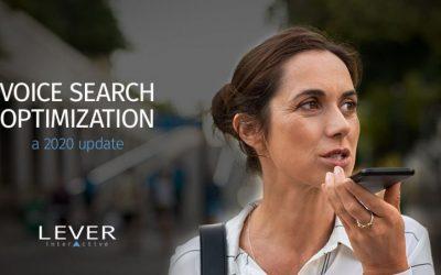 Voice Search Optimization: A 2020 Update