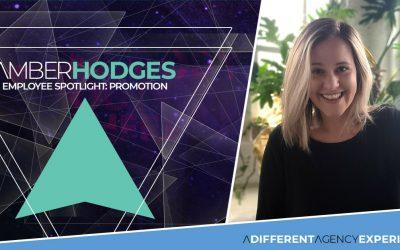 Employee Spotlight: Amber Hodges