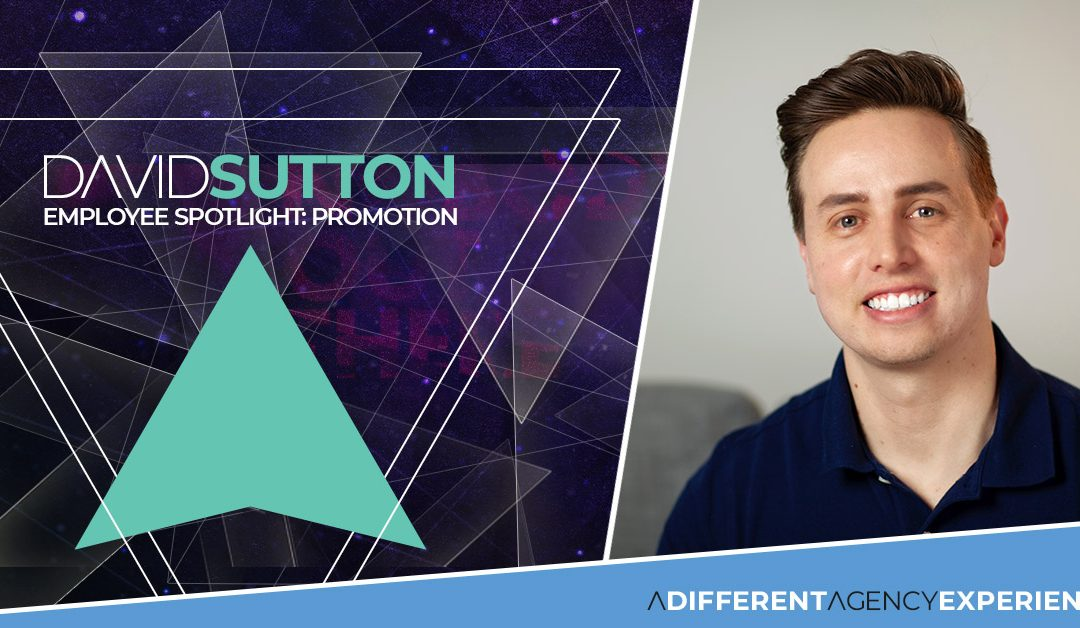 Employee Spotlight: David Sutton