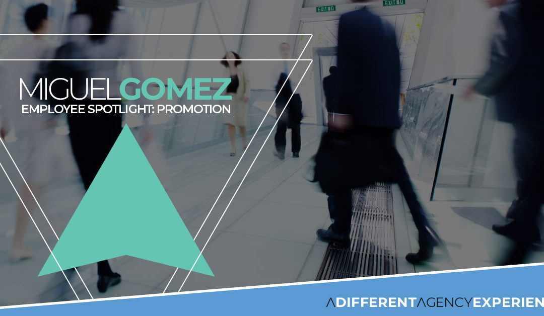 Employee Spotlight: Miguel Gomez