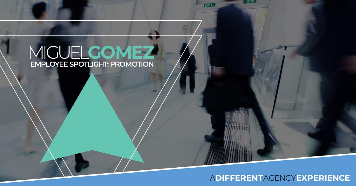 Miguel Gomez - Digital Media Manager