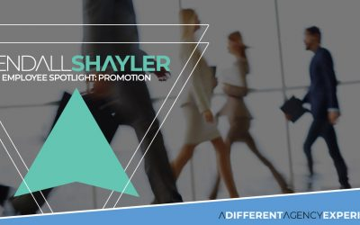 Employee Spotlight: Kendall Shayler