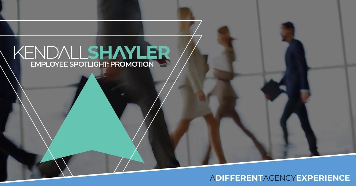 Kendall Shayler - Senior Manager, Agency Development